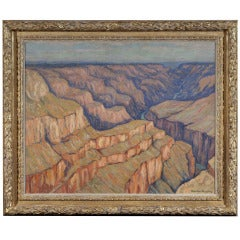 """The Grand Canyon, Arizona"" Painting"