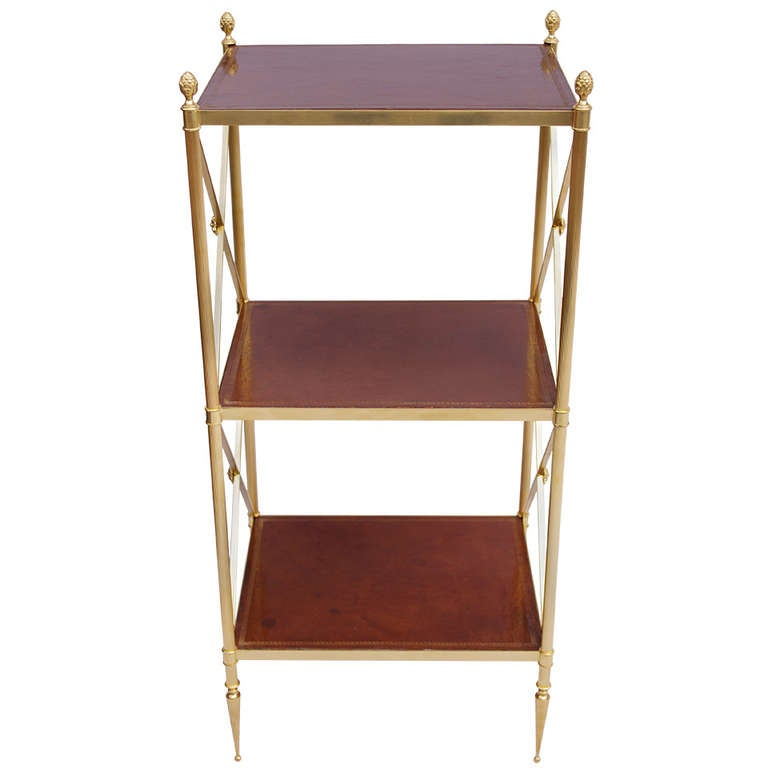 maison jansen side table from 1940 at 1stdibs. Black Bedroom Furniture Sets. Home Design Ideas