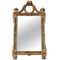 18th Century Large Louis XVI Style Mirror