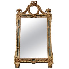 18th Century Large Louis XVI Style Mirror