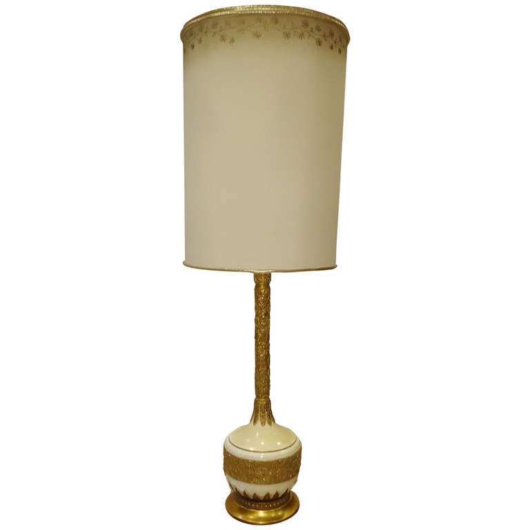 Hollywood Regency Lamp