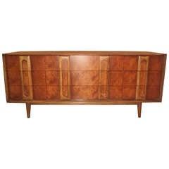 Mid-Century Modern Dresser, Credenza, by Lane
