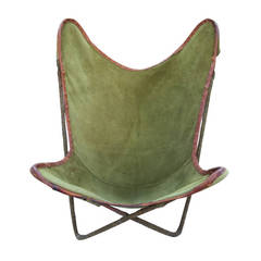 Vintage Butterfly Chair by Jorge Ferrari-Hardoy for Knoll