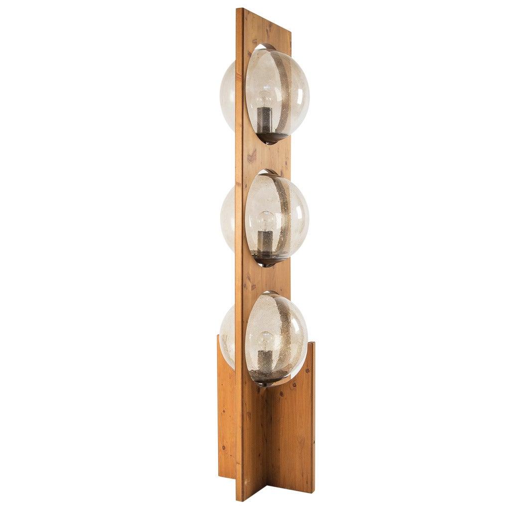 this unusual floor lamp switzerland 1960s is no longer available