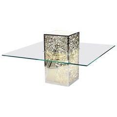 """""""Mr Empire e Miss Chrysler sotto il mare"""" Table by Claudio Onorato, 2009"""