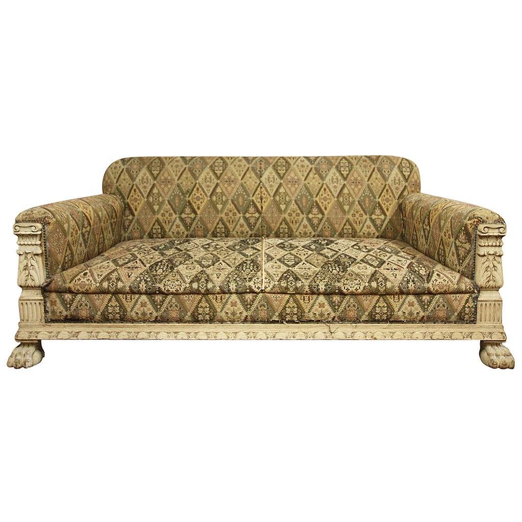 best deep seat sofa fabulous english antique deep seated sofa at 1stdibs