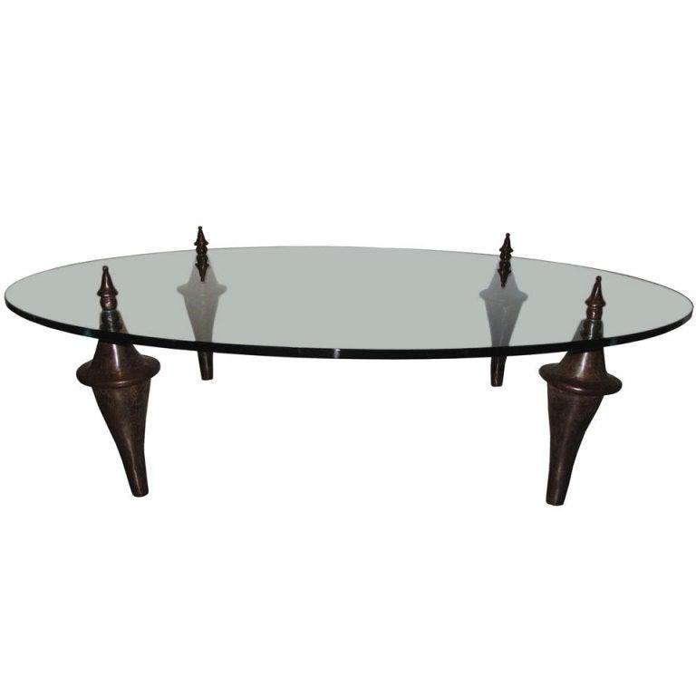 Zeus Low Table Garouste and Bonetti at 1stdibs