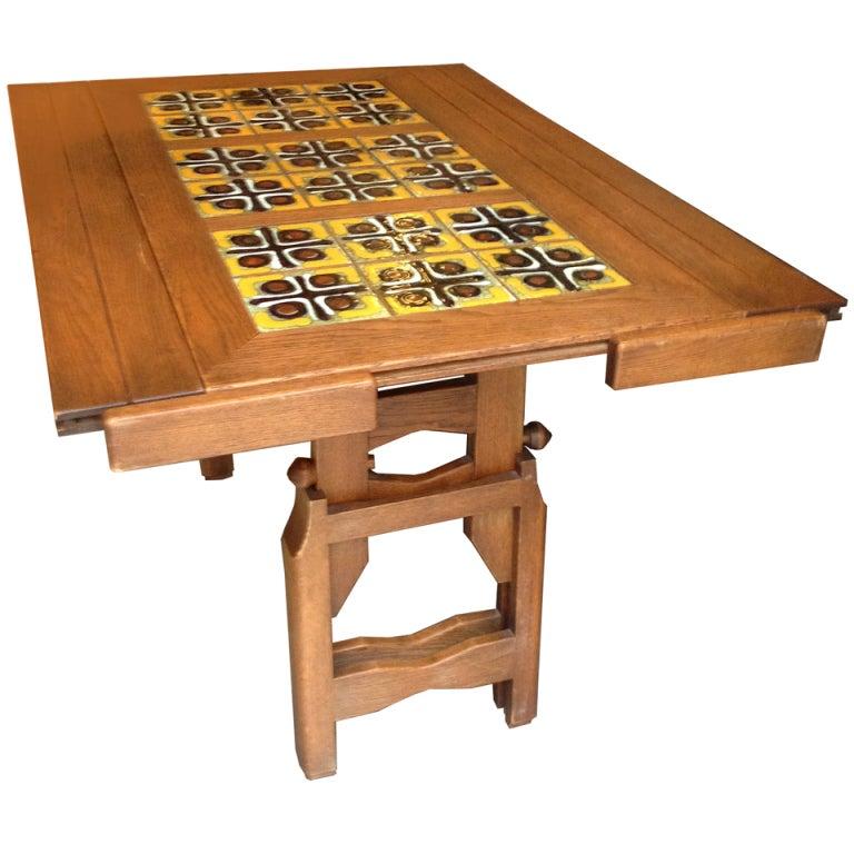 Robert Guillerme U0026 Boleslaw Danikowski Convertible Table 1