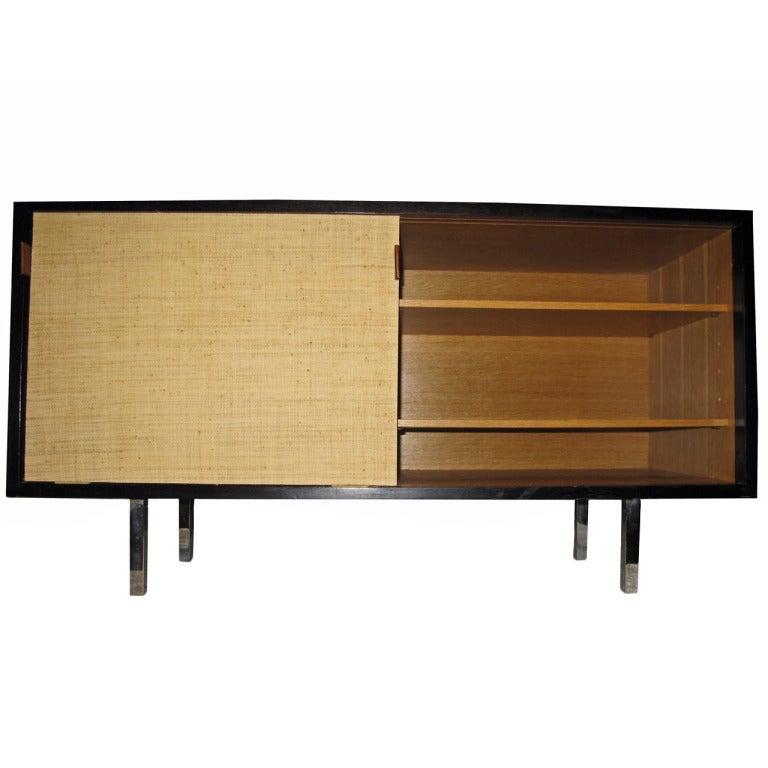 florence knoll sideboard at 1stdibs. Black Bedroom Furniture Sets. Home Design Ideas