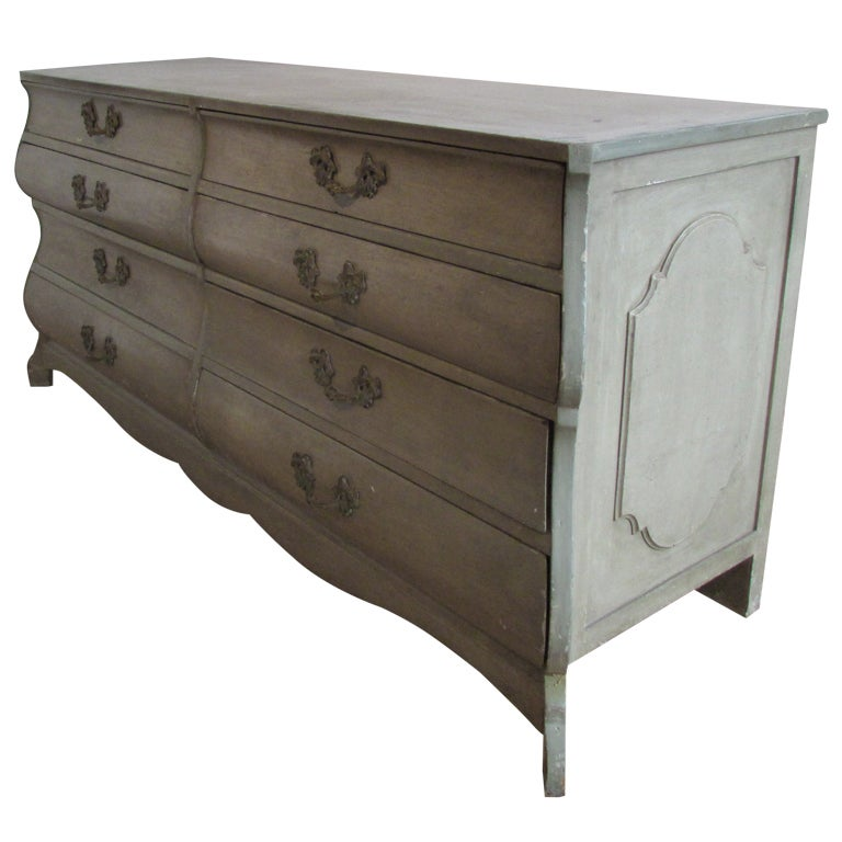 large painted chest of drawers 2