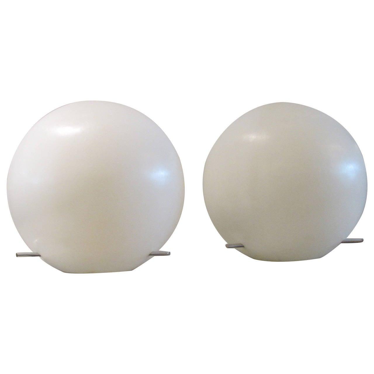 Paul Mayen Globe Lamps For Habitat Inc. For Sale