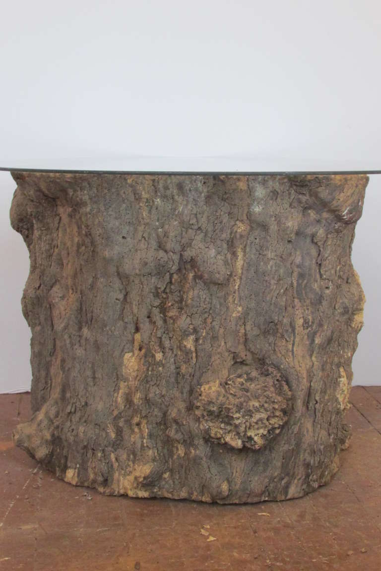 Burl Tree Trunk Table Bases 3