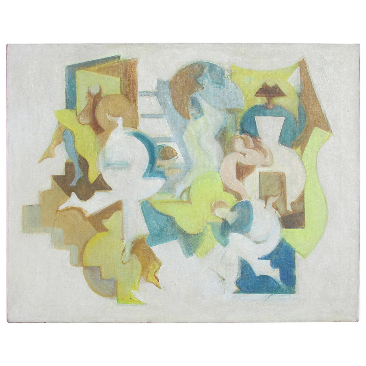 cubist style art Though controversial at first, the art world responded to cubism with many  diverse art styles for years to come its wide range of culture and.