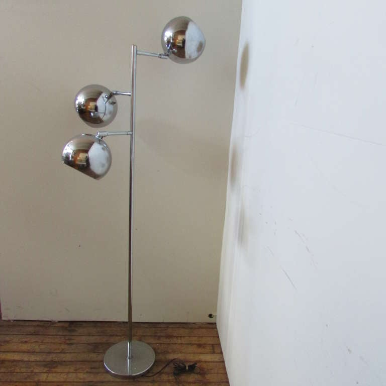 Koch & Lowy OMI Adjustable Floor Lamp 2