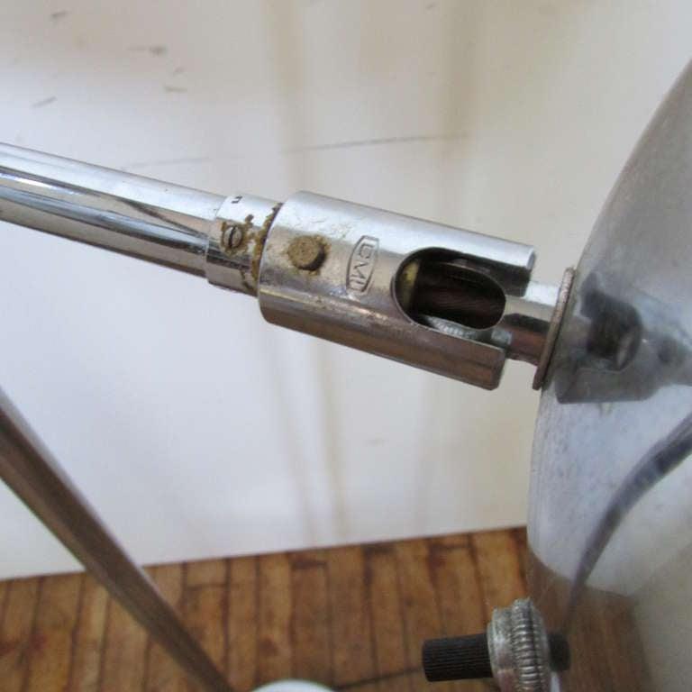 Koch & Lowy OMI Adjustable Floor Lamp For Sale 1