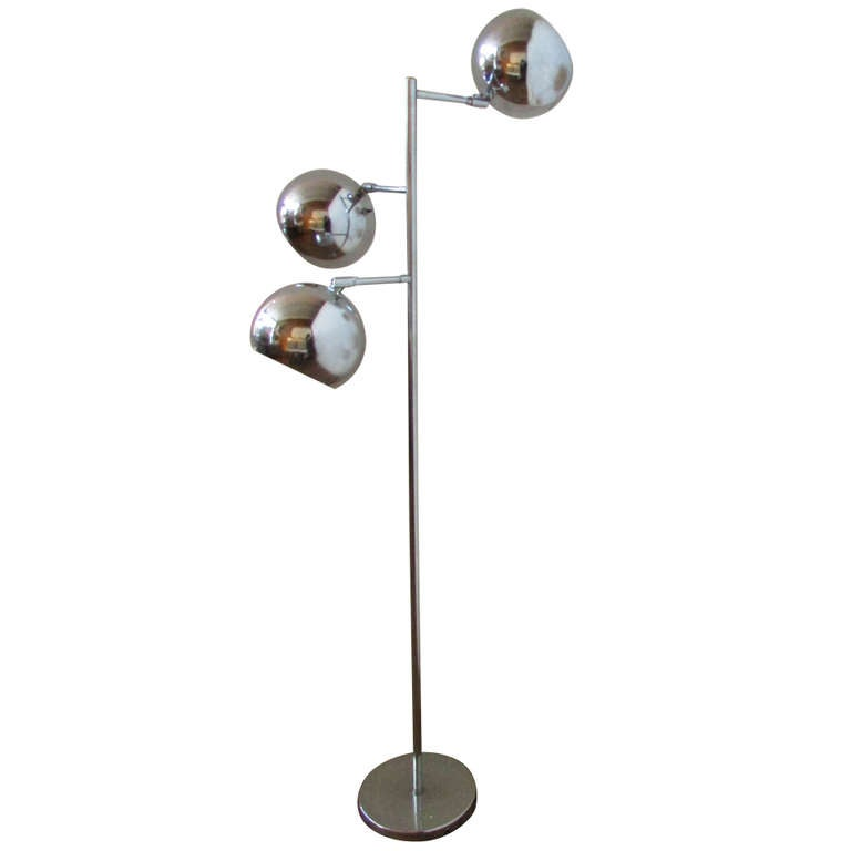 Koch & Lowy OMI Adjustable Floor Lamp