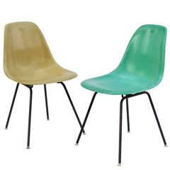 Eames Chairs for Herman Miller