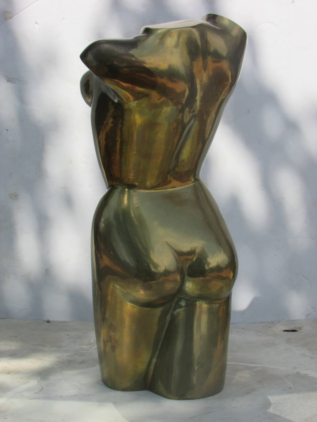 Laura Lengyel - Celestial Couple I Figurative Plaster
