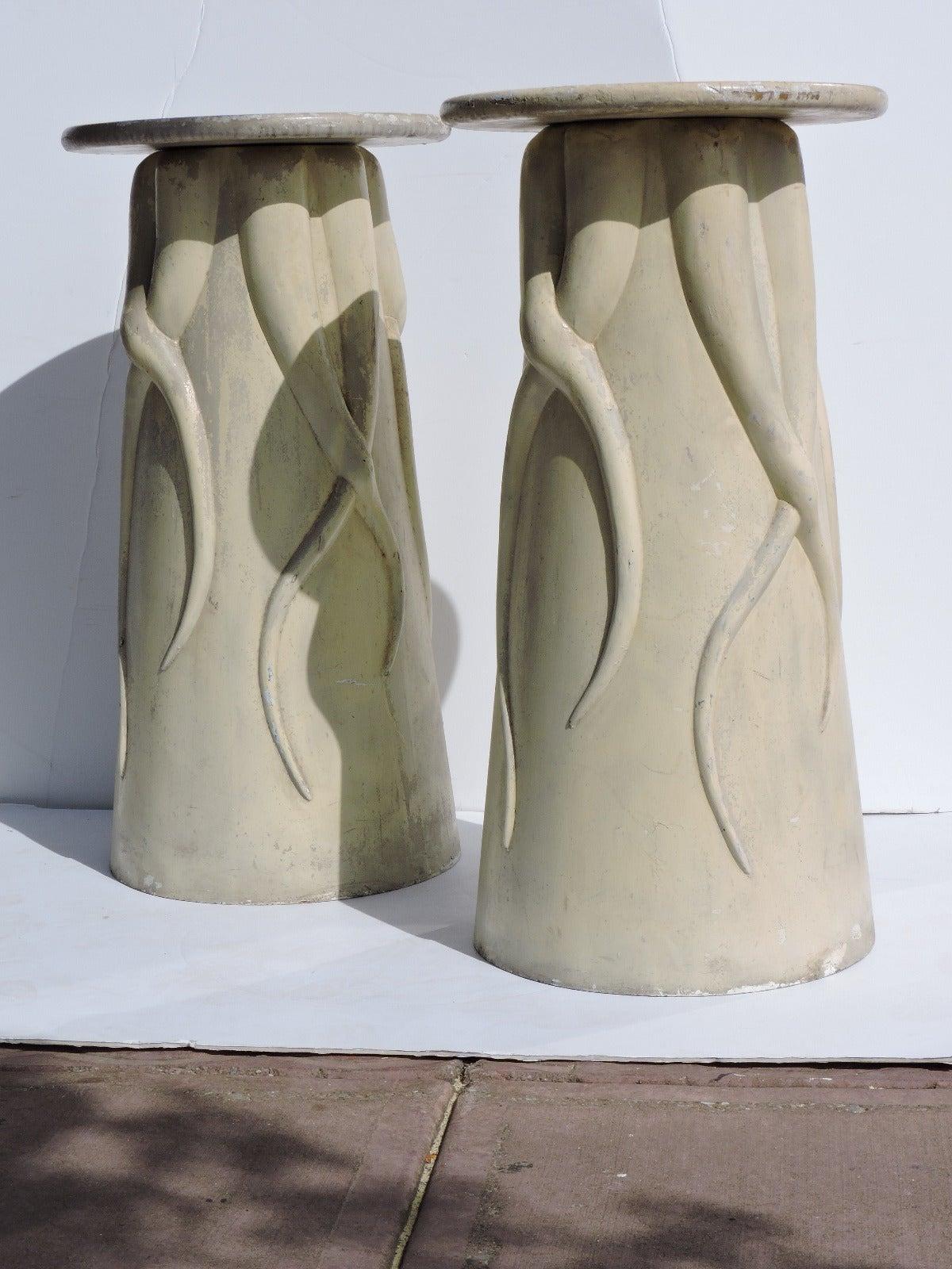 how to make fiberglass sculpture
