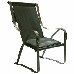 Machine Age Sling Chair by Mckay Craft