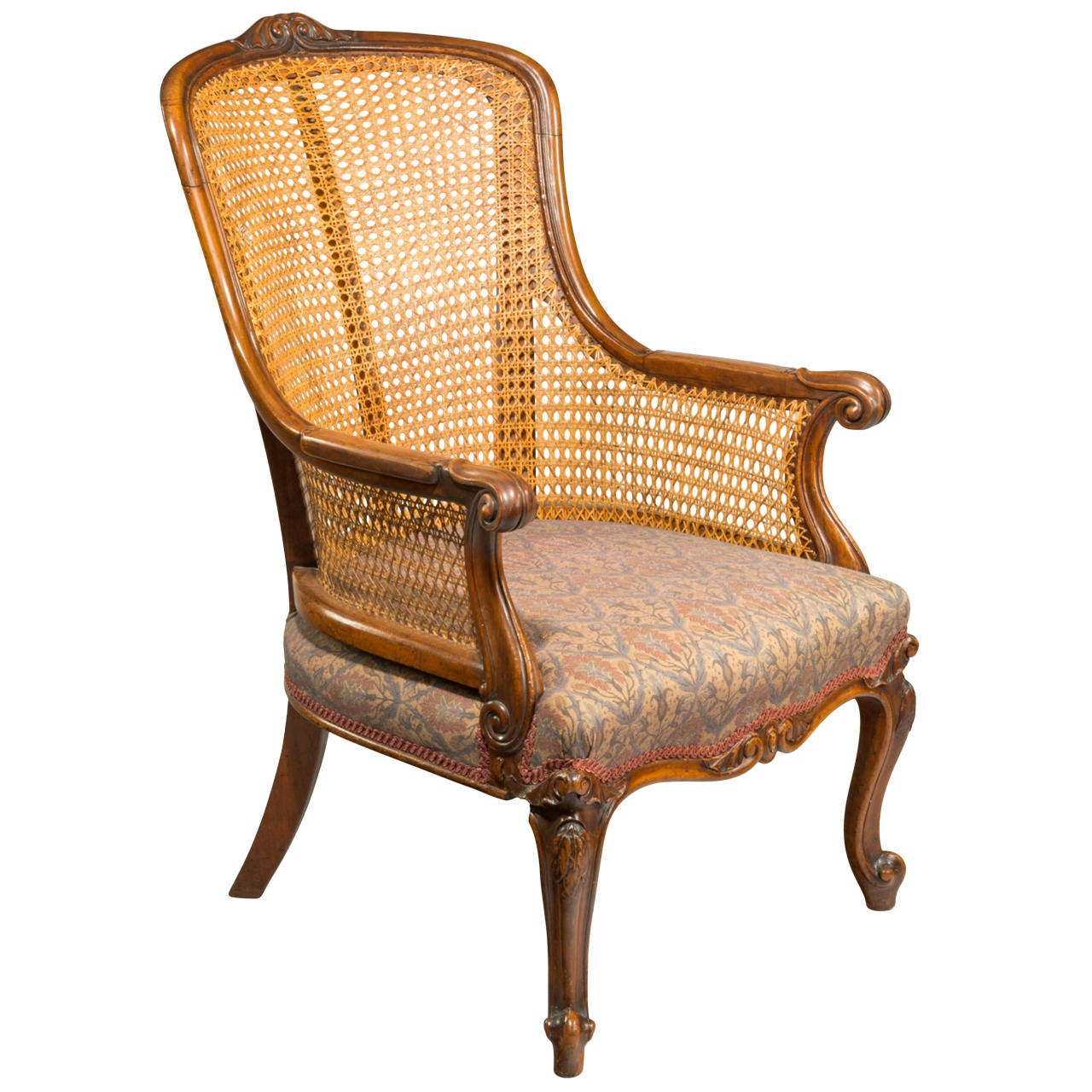 Antique arm chair at 1stdibs for Furniture armchairs