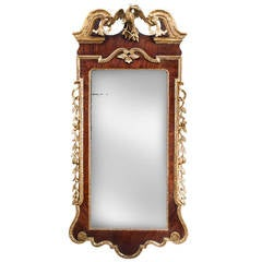 Antique 18th Century Regence Mirror For Sale At 1stdibs