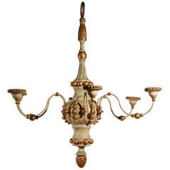Very Large Scale Venetian Chandelier