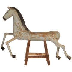 19th Century American Saddlers Horse