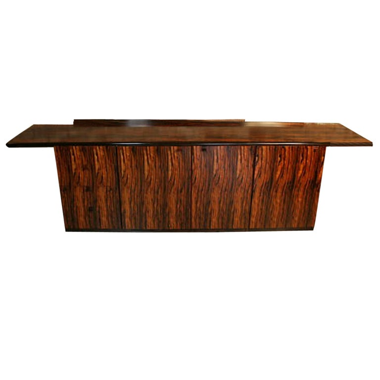 Vintage macassar ebony sideboard by chapmans of newcastle for Chinese furniture newcastle