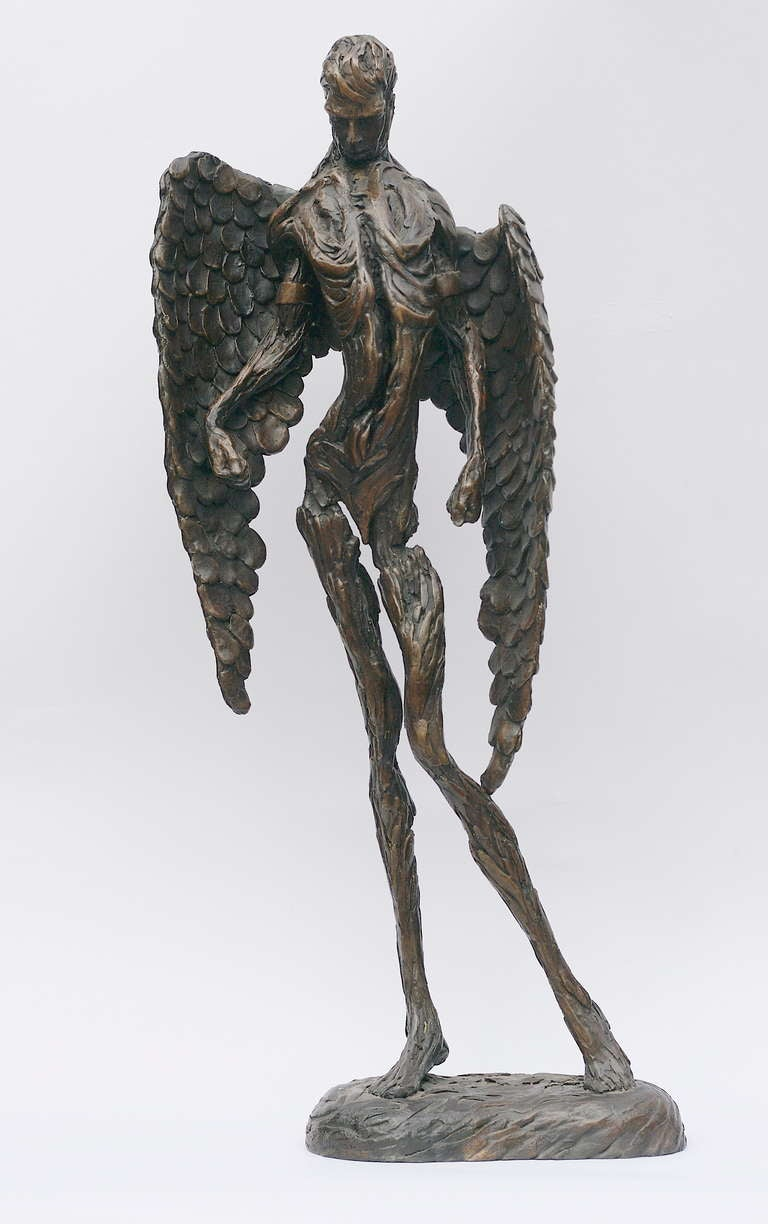Contemporary Abstract or Figurative Sculpture in Bronze by ...