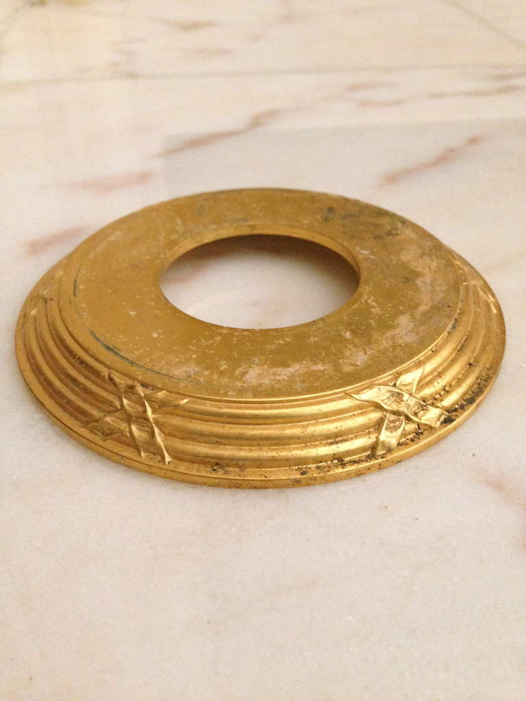 Lovely Gold Plated With Rose Quartz Bathroom Fixtures By Sherle Wagner At 1stdibs