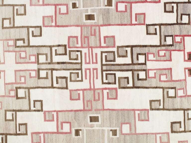 Vintage Navajo Carpet 5
