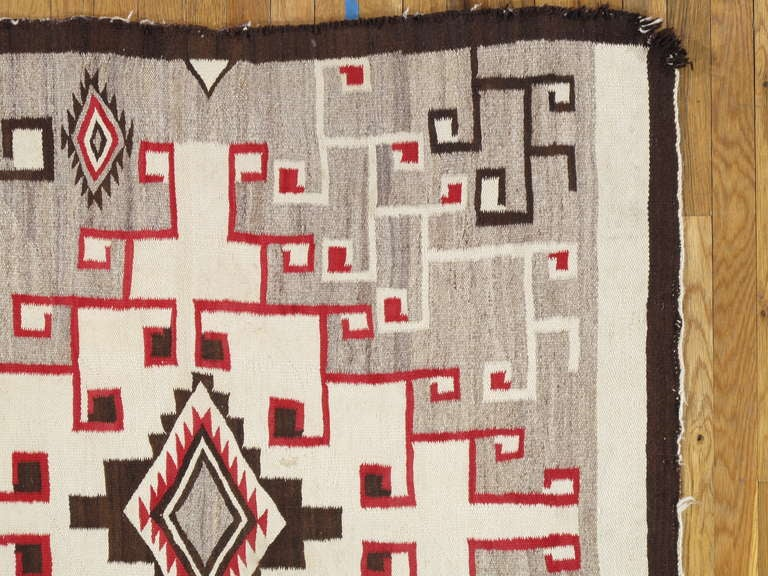 Vintage Navajo Carpet 3