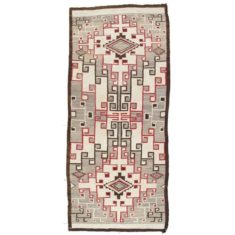 Vintage Navajo Carpet 1