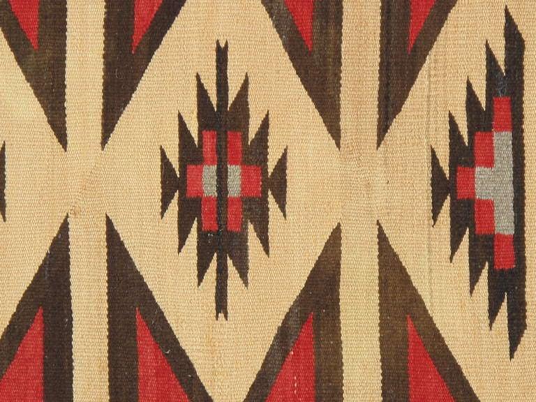 Antique Navajo Rug At 1stdibs