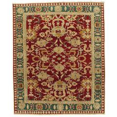 Indian Agra Carpet