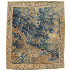Late 17th Century Verdure Tapestry