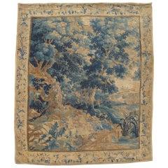 Late 17th Century Verdure Tapestry