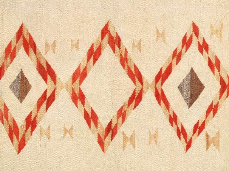 Antique Navajo Rug 2