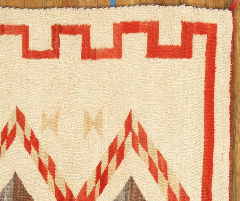 Antique Navajo Rug 3