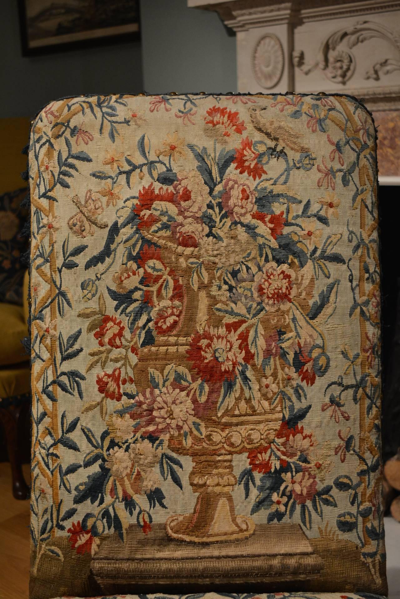 George I Walnut Side Chair 5