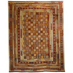 Primitive Afghan Carpet, Kilim Rugs, Modern Rugs from Afghanistan