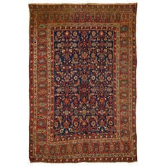 Antique Rugs, Persian Afshar Rug