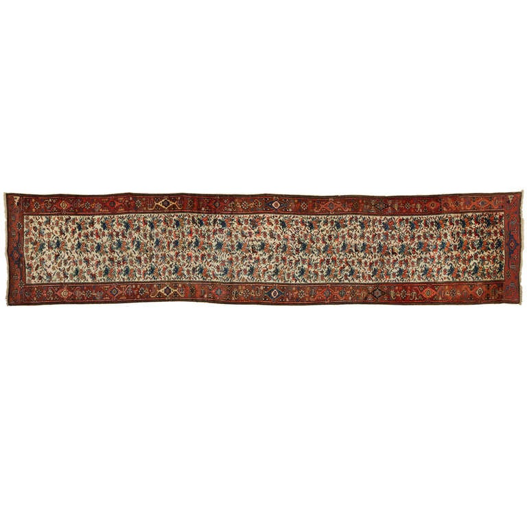 Antique Runner Rugs,  Antique carpet Runners from Caucasia For Sale