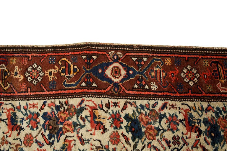 Kazak Antique Runner Rugs,  Antique carpet Runners from Caucasia For Sale