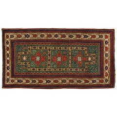 Antique Rugs Caucasian Kazak Rug