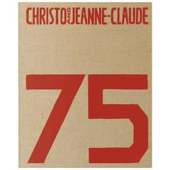 """""""Christo & Jeanne-Claude"""" Book"""