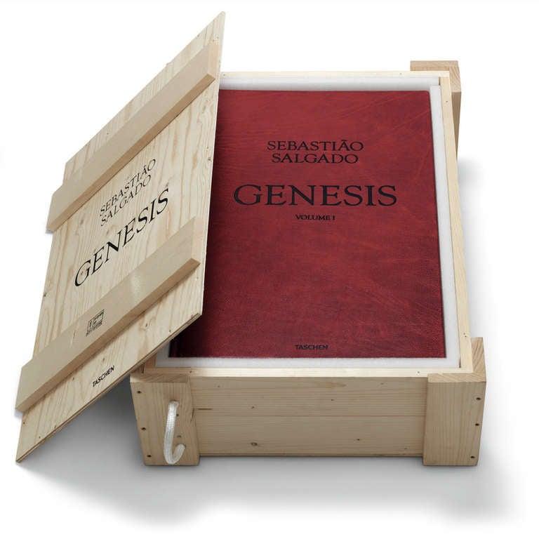 Italian Sebastião Salgado: Genesis, Art Edition C For Sale