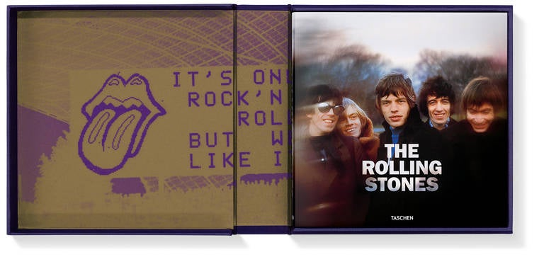 Italian Rolling Stones, Art Edition B For Sale