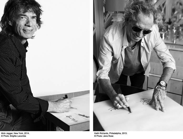 Contemporary Rolling Stones, Art Edition E For Sale